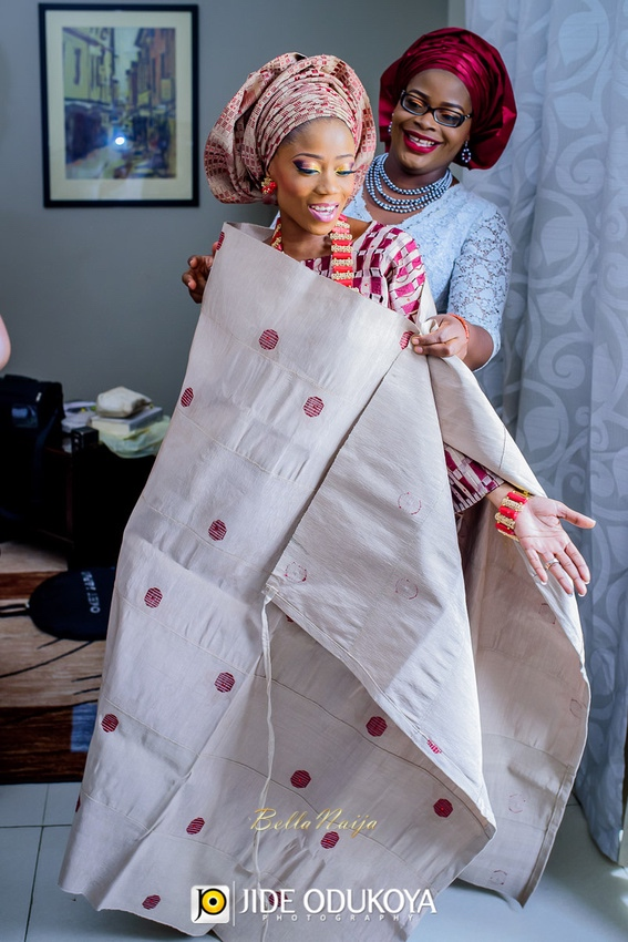 Tosyn Bucknor & Aurelien Boyer_Yoruba and French Wedding_#YoruFrench2015_BellaNaija Weddings 2015_Lagos, Nigerian Wedding_p1682678893-5-1