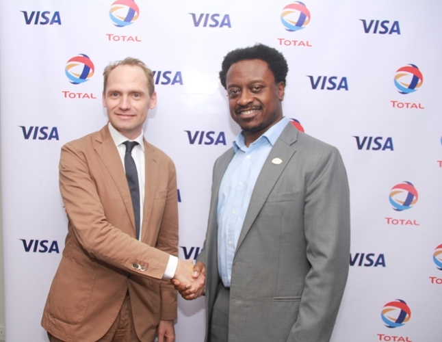 Total Fuel with VISA Picture 8