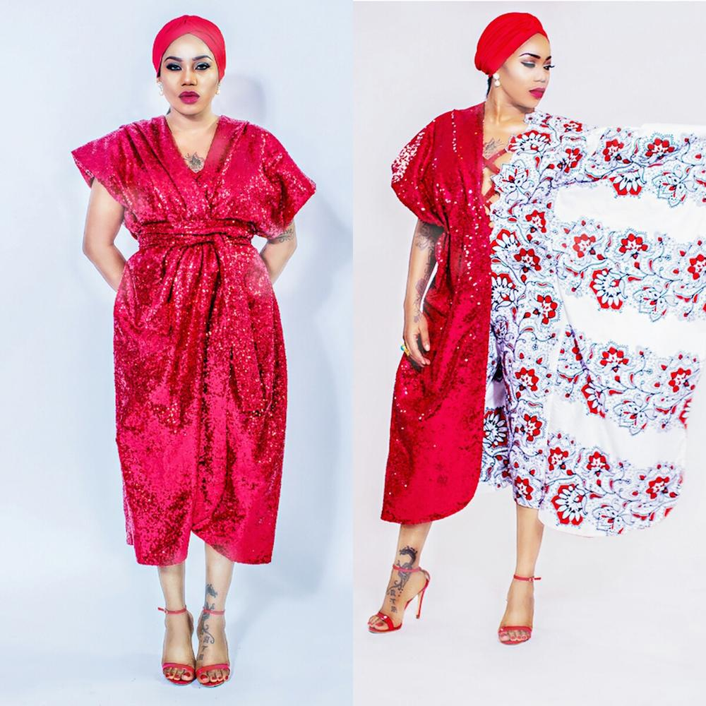Toyin Lawani Announced As The Face Of Nigeria S Next Top Designer See Campaign Photos