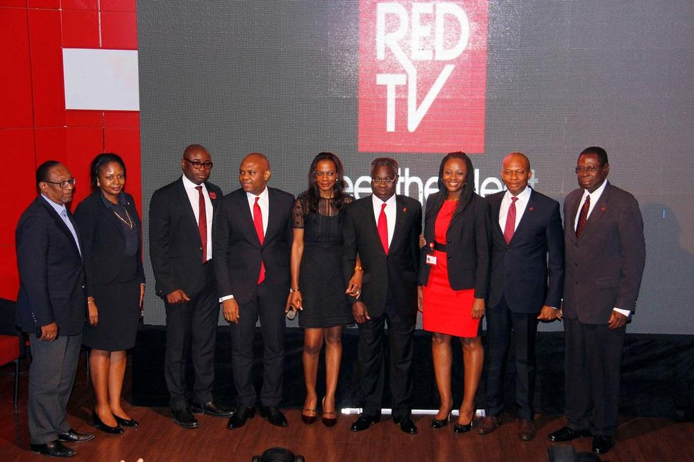 UBA Red TV Launch image01