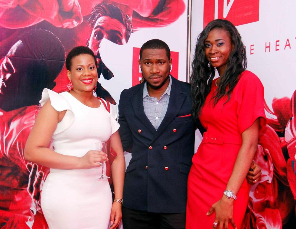 UBA Red TV Launch image06