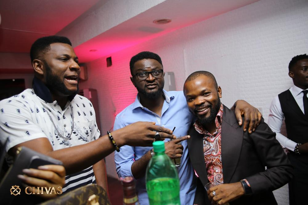 Uche Agbai,Tee-Y Mix & Nedu