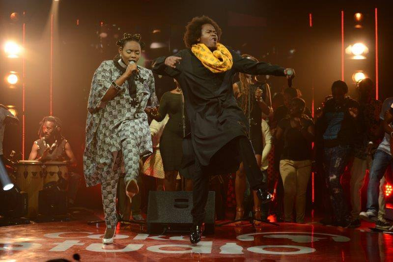 Yemi Alade Coke Studio