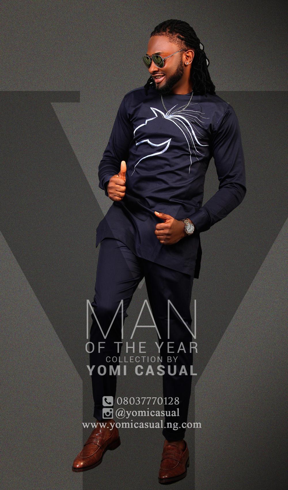 Uti Nwachukwu Ebube Nwagbo Kenneth Okolie Adunni Ade Amp More Star In Yomi Casual S New