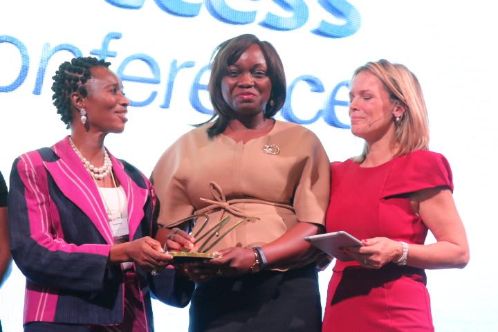 Young Professional Award - Rashidat Adebisi