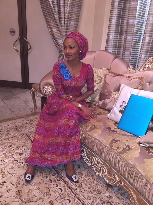 Zahra Buhari 21st Birthday