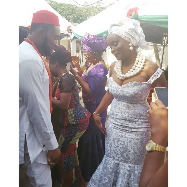blossom chukwujekwu wedding 4