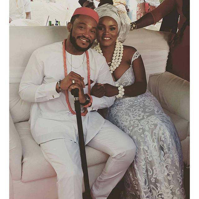 blossom chukwujekwu wedding