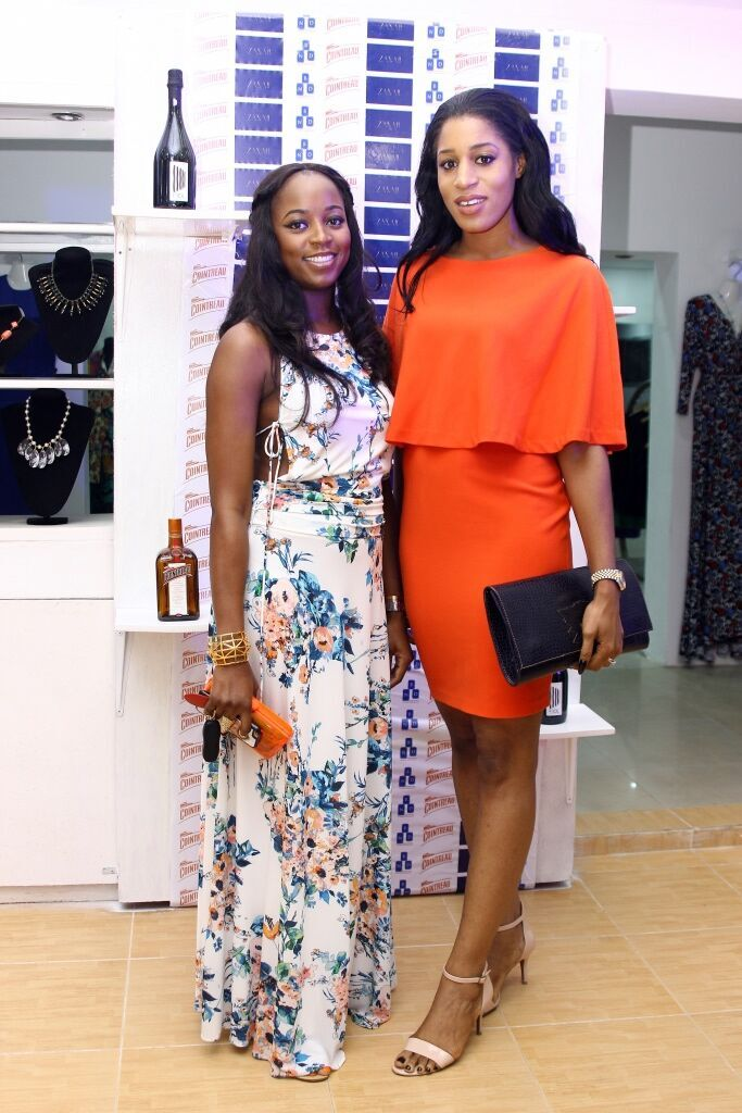 kachi-Igbinedion-and-Nicole-Chikwe2 ZAZAII