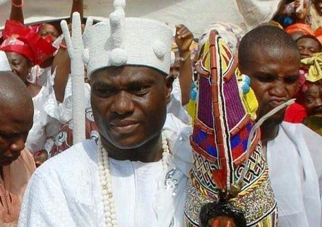 ooni of Ife ogunwesi