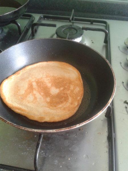 Akara - pancake style