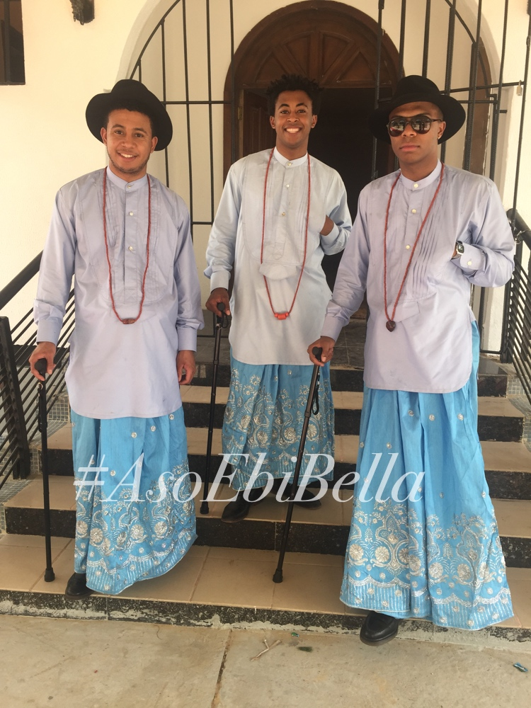 3 Itsekiri Men