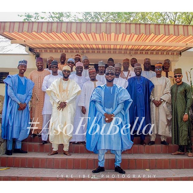 Professor Salihu and his friends, photo by @iamfreshman_