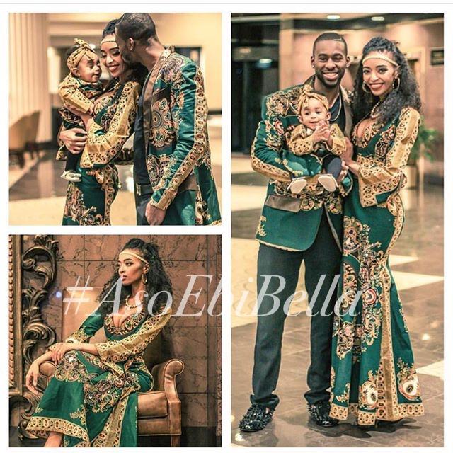 @ibephotography @raventhemodel @princesskimya green_heartjpg_aso ebi, asoebi