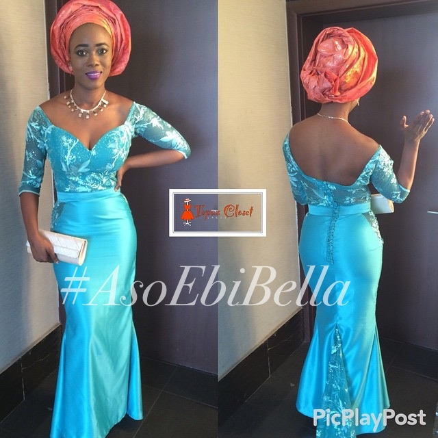 @iyiolainukun in dress by @topazcloset