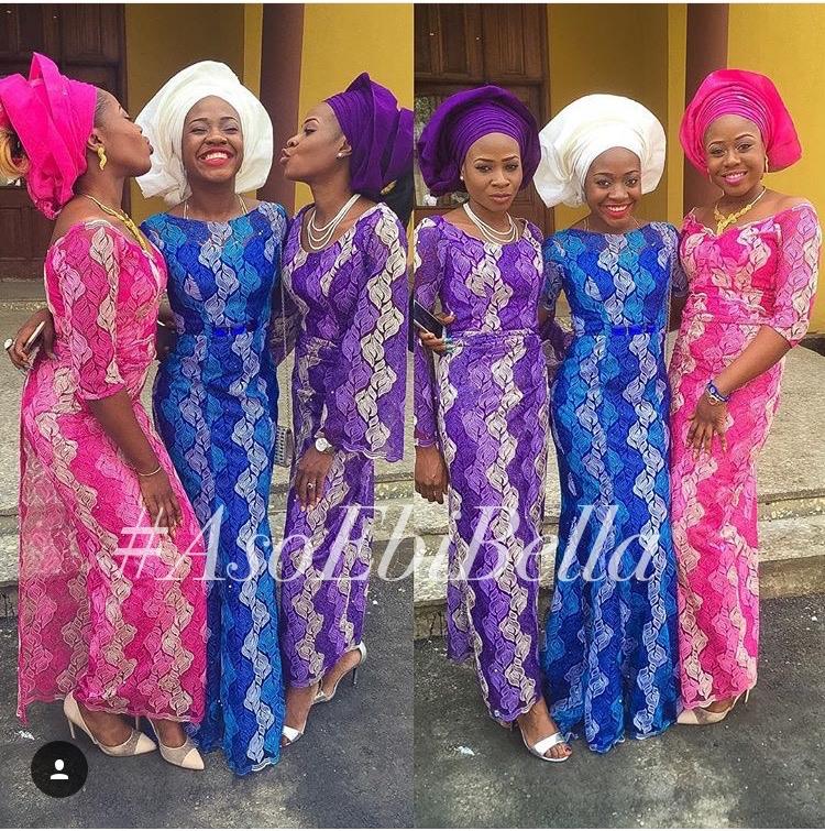 @msbukkyolofin @desolaolofin @solaolofin, fabric from @deroyalfabric styled by @elanfashion