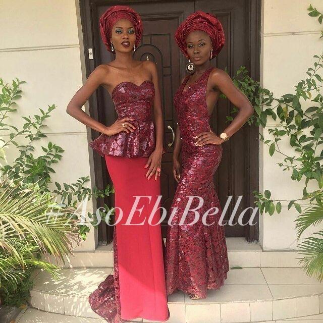 @realtarmar and @adeolaariyo_aso ebi, asoebi