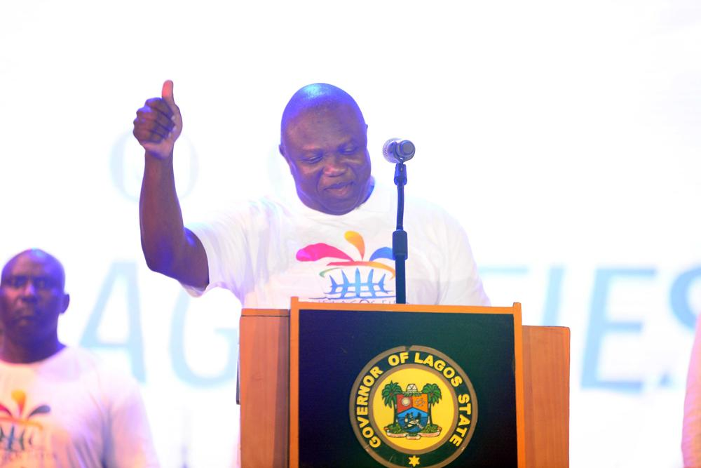 Lagos State Governor Ambode