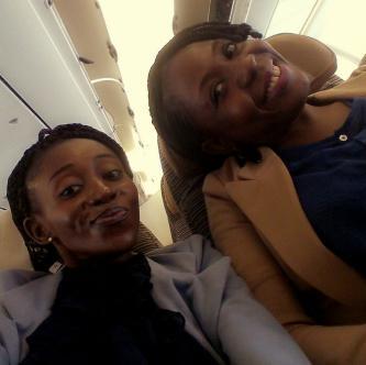 Akuwa in Flight