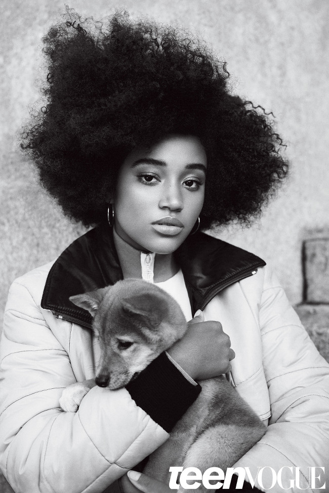 Amandla Stenberg for TeenVogue - BellaNaija - January 2016004