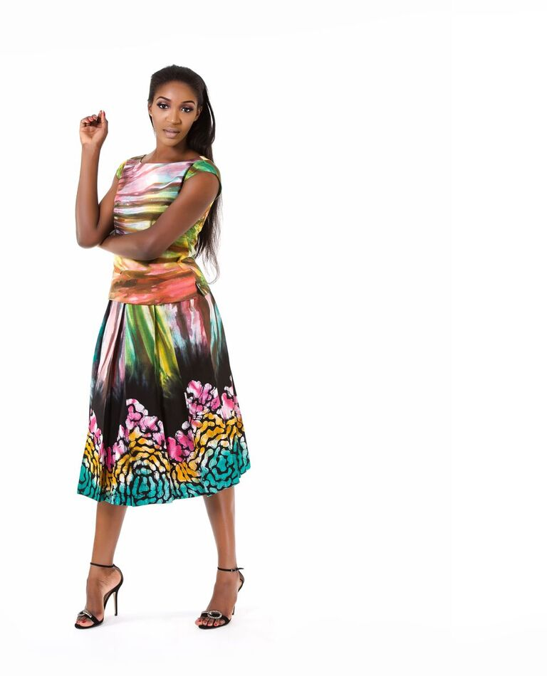 Amede Resort 2016 Art of Colour Collection Lookbook - BellaNaija - January20160032