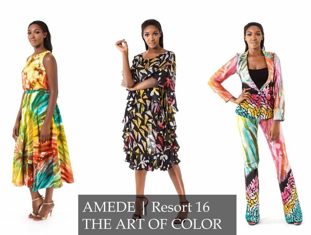 Amede Resort 2016 Art of Colour Collection Lookbook - BellaNaija - January2016043