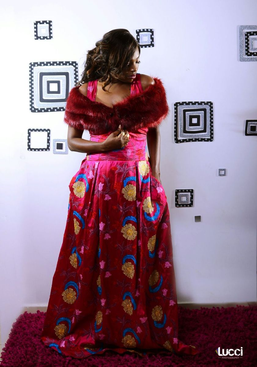 Annie Idibia for Abbyke Domina Luxe Lace Collection 2 - BellaNaija - Januray2016003