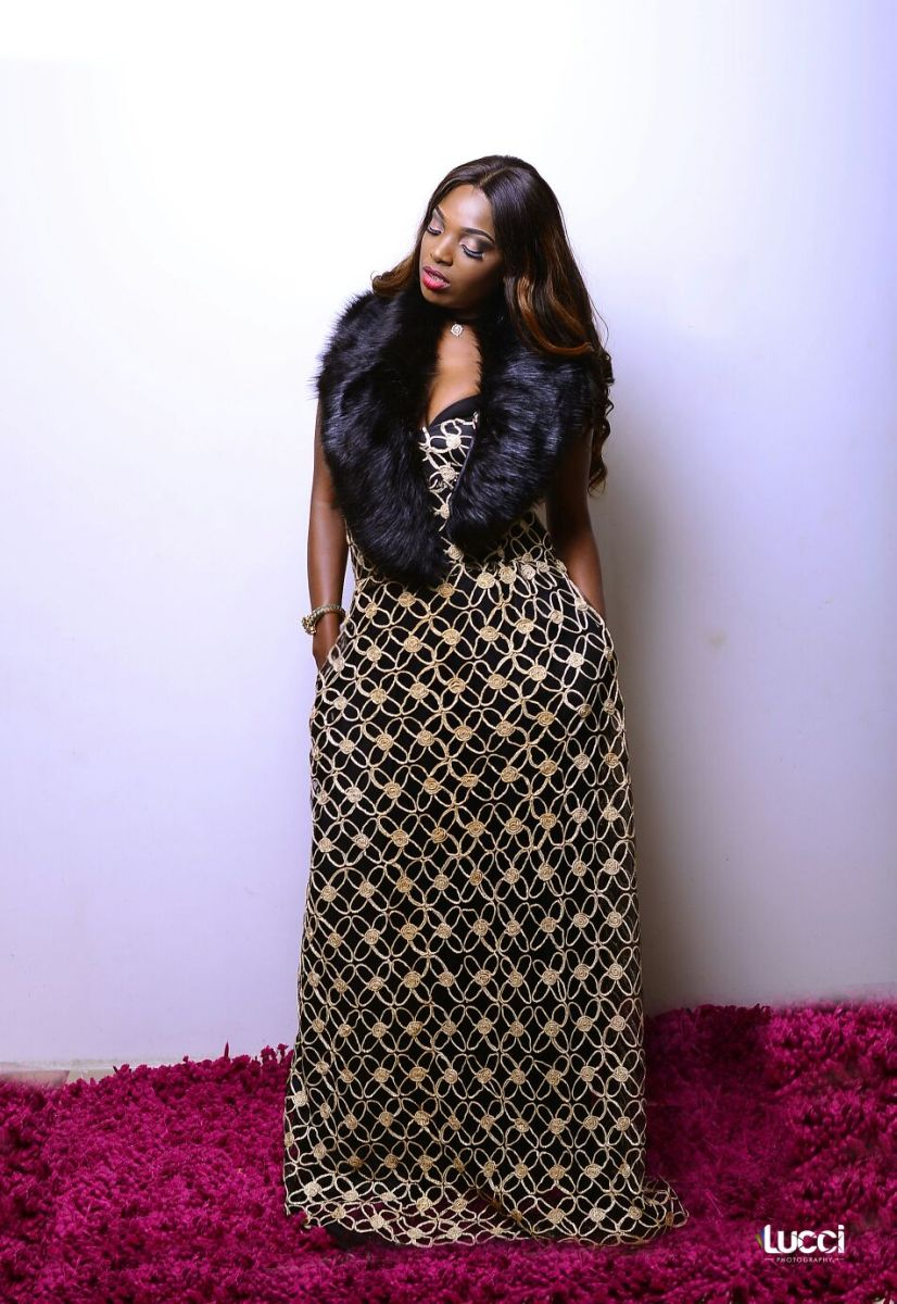 Annie Idibia for Abbyke Domina Luxe Lace Collection 2 - BellaNaija - Januray2016004