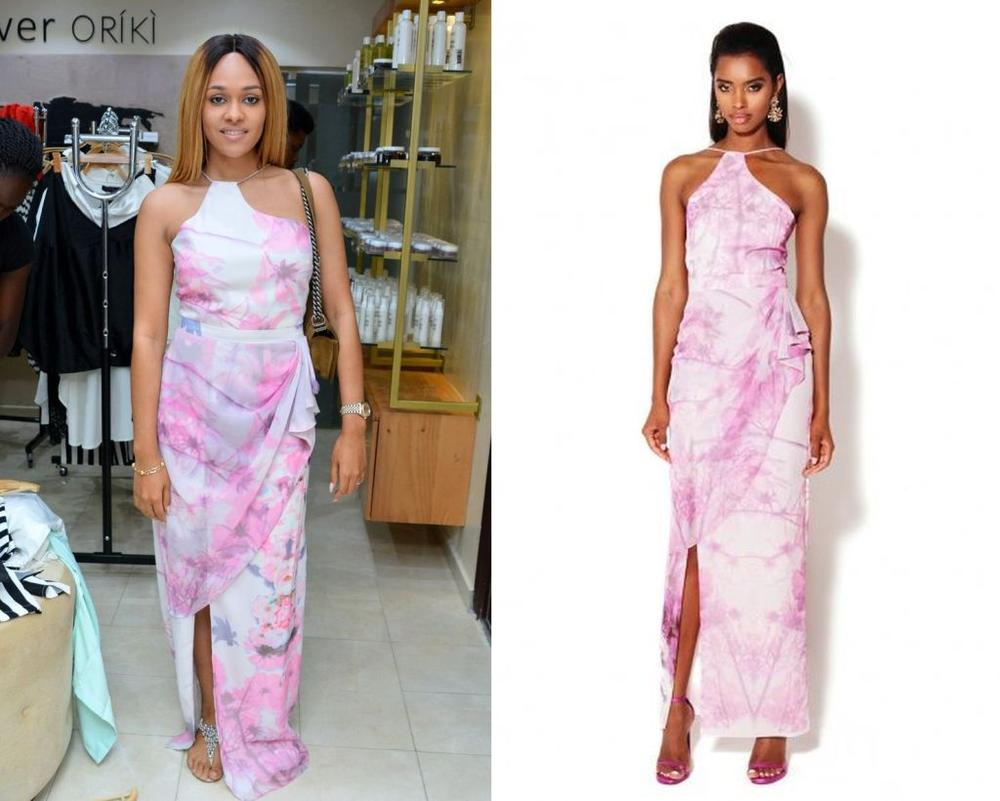 BN Collection to Closet Tania Omotayo in Virgos Lounge - BellaNaija - January2016001