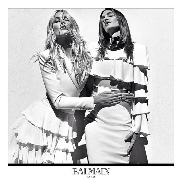 Balmain Spring Summer 2016 Campaign - BellaNaija - January 2016001