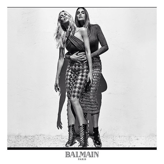Balmain Spring Summer 2016 Campaign - BellaNaija - January 2016002