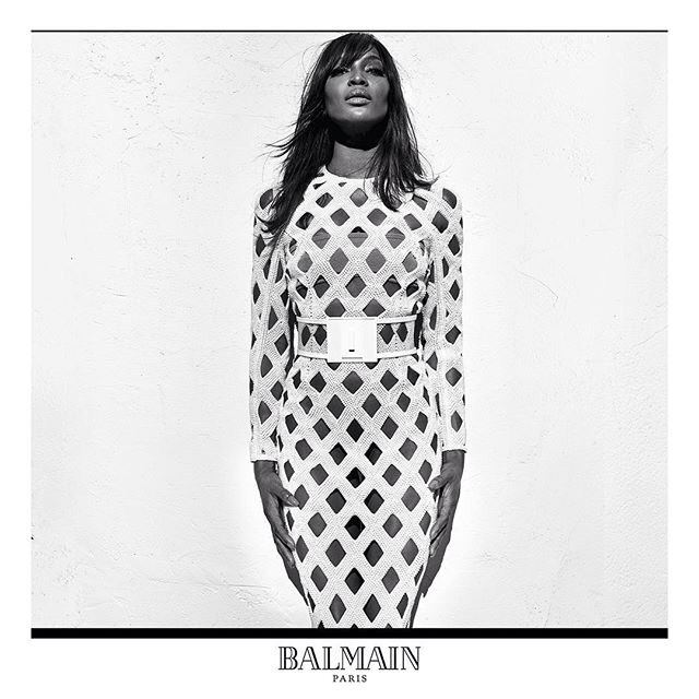 Balmain Spring Summer 2016 Campaign - BellaNaija - January 2016003
