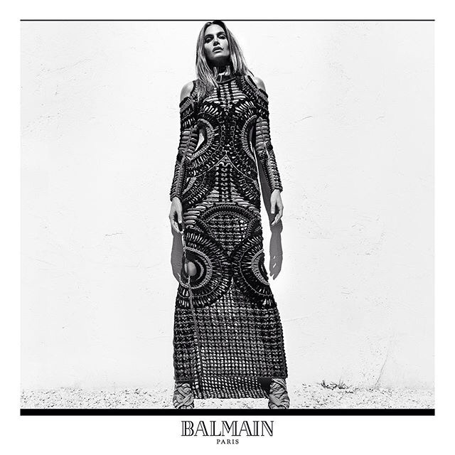 Balmain Spring Summer 2016 Campaign - BellaNaija - January 2016004