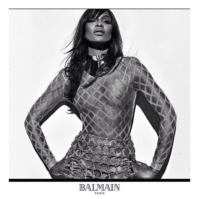 Balmain Spring Summer 2016 Campaign - BellaNaija - January 2016006