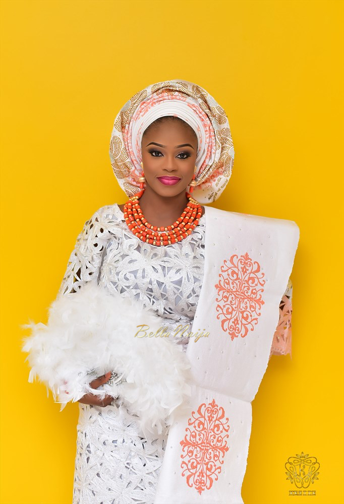 #BBNWonderland bride Fimisade | Photo by Keziie Photography