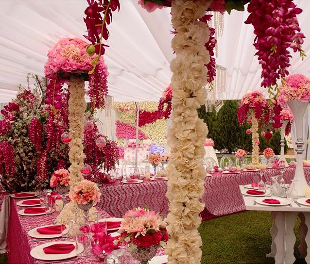 BellaNaija 2016 Wedding Trends_Titi and Dipo Garden Wedding 2