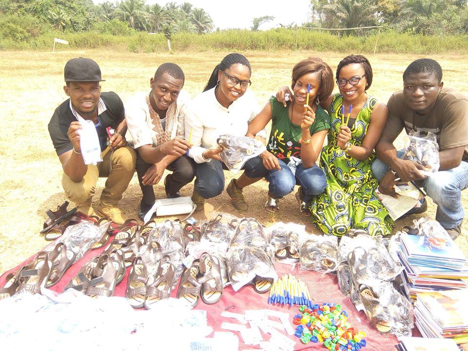 BellaNaija Charity_Global Youth Ambassadors Partner to Help Over 1000 Children in Benin, Delta and Ibadan Go Back2School_1