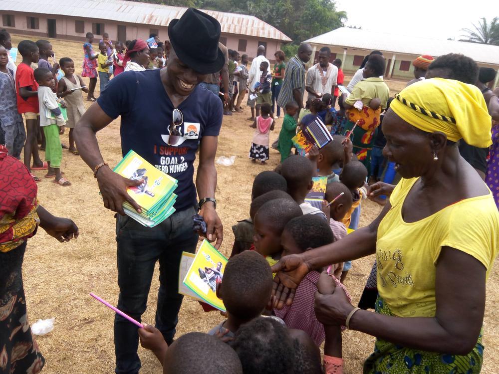 BellaNaija Charity_Global Youth Ambassadors Partner to Help Over 1000 Children in Benin, Delta and Ibadan Go Back2School_5