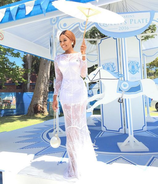 Bonang Matheba at the Lormarins Queens Plate - BellaNaija - January 2016007