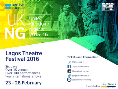 British Council Lagos Theatre Featival