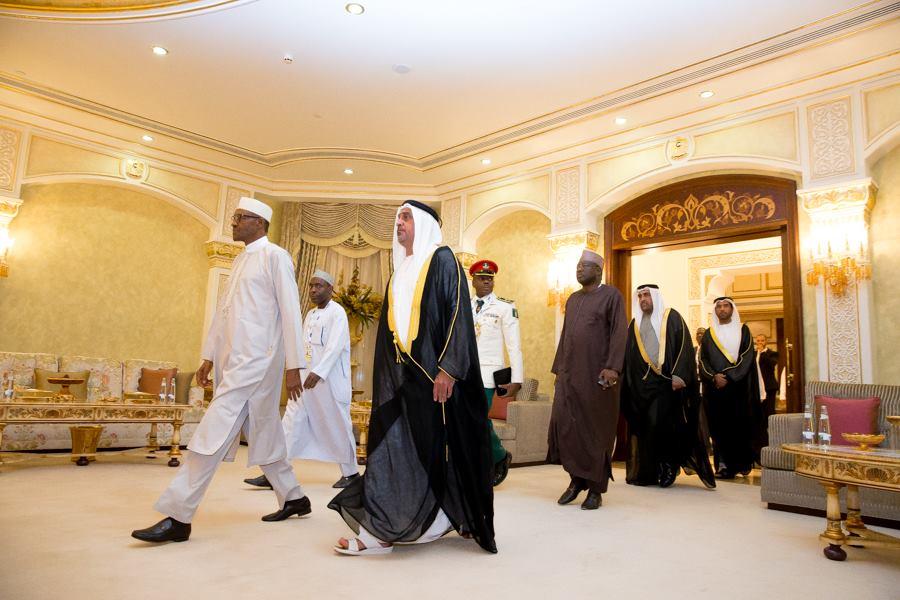 Buhari UAE 3