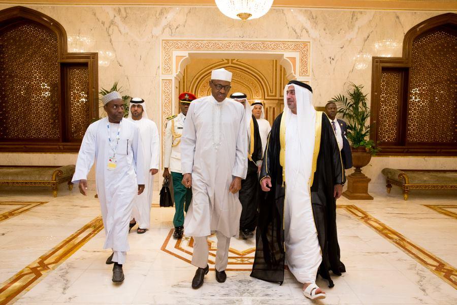 Buhari UAE 4
