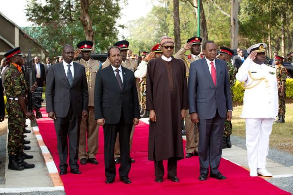 Buhari in Kenya 2