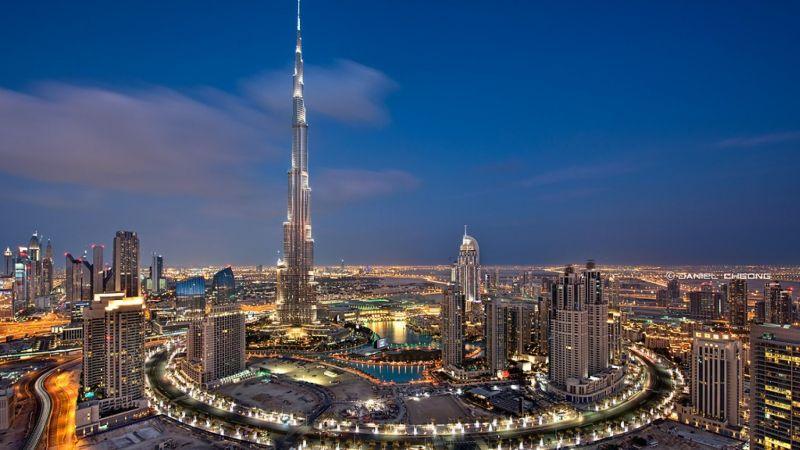 Burj Khalifa - Bellanaija - Janaury 2016001