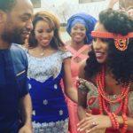 Chiwetel Zai  and Kandi