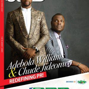 Chude & Debola ThisDay Cover