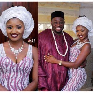 Comedian Jedi and Jumoke Traditional Yoruba Wedding_BellaNaija_January 2016 1