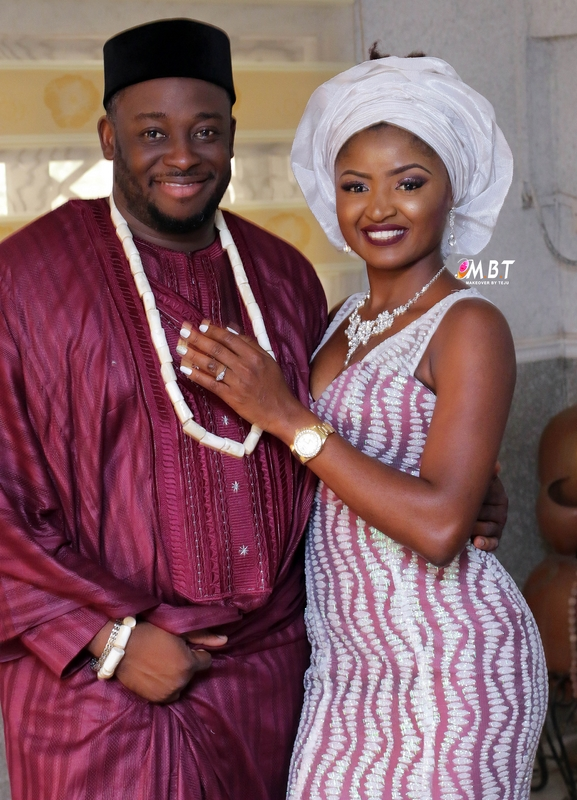 Comedian Jedi and Jumoke Traditional Yoruba Wedding_BellaNaija_January 2016 4