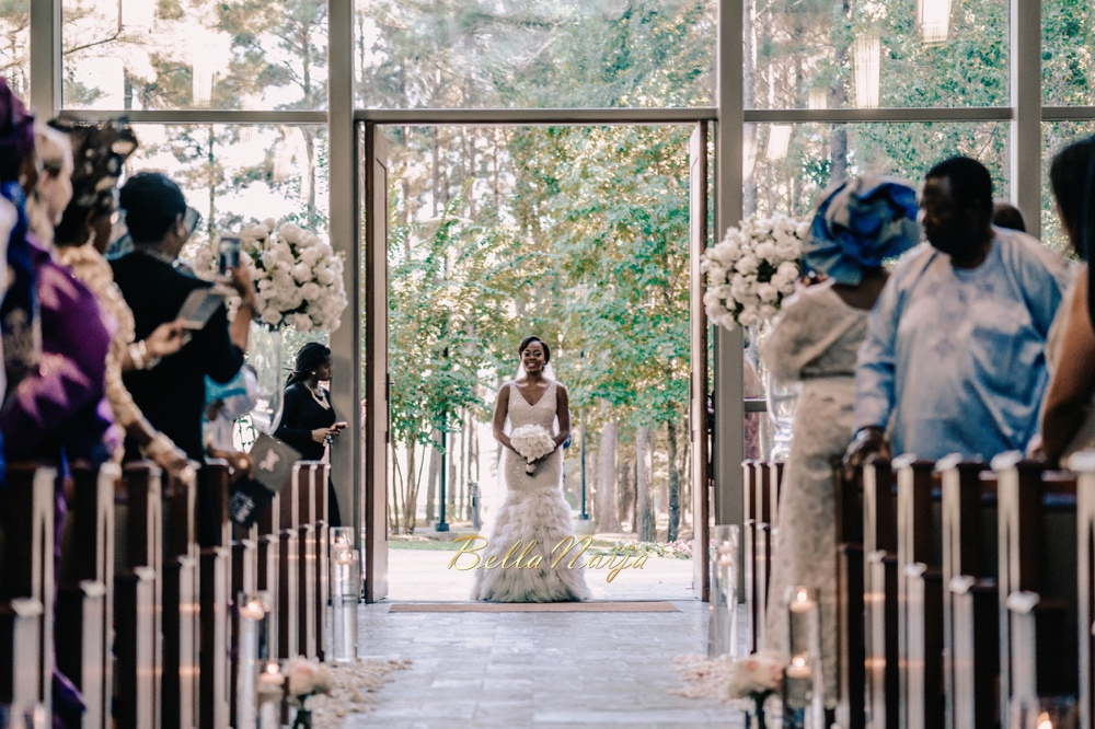 .Jumi and Layi's Texas Wedding (Photo Credit: Joseph West Photography)