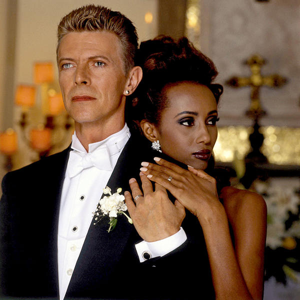 legendary musician husband of iman david bowie has died of cancer at age 69 bellanaija. Black Bedroom Furniture Sets. Home Design Ideas